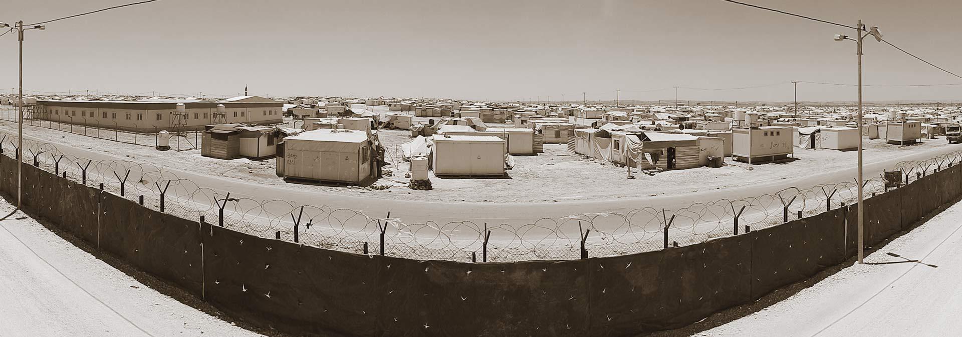 Zaatari, Jordanien, Jordan